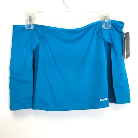 Reebok Pants - Reebok Skirt To Endurance Blue Skort Tennis XL NEW
